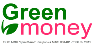 green money logotip